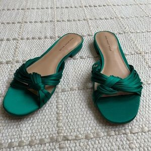 NWOT Who What Wear sandals size 9